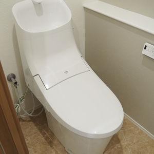 ロジマン御苑(6階,)のトイレ