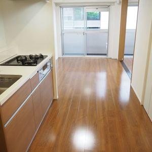 ロジマン御苑(6階,)のキッチン