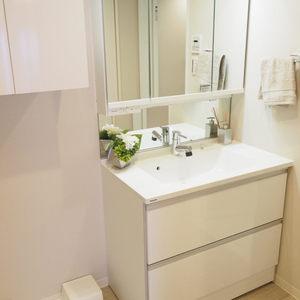 ベラビスタ信濃町(4階,)の化粧室・脱衣所・洗面室