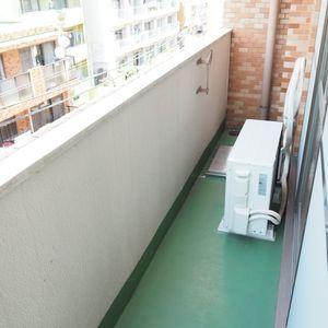 ベラビスタ信濃町(4階,)のバルコニー
