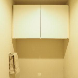 ベラビスタ信濃町(4階,)のトイレ