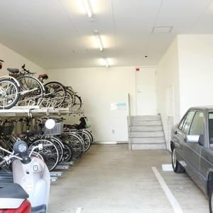 セジョリ駒込の駐車場