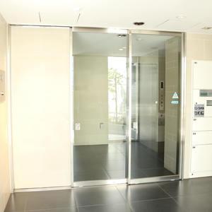 セジョリ駒込のマンションの入口・エントランス
