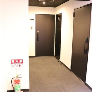 セジョリ駒込(7階,3980万円)のフロア廊下(エレベーター降りてからお部屋まで)