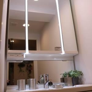 駒込コーポラス(4階,4399万円)の化粧室・脱衣所・洗面室