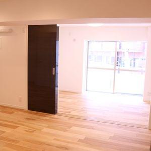 駒込コーポラス(4階,4399万円)の居間(リビング・ダイニング・キッチン)