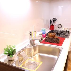 駒込コーポラス(4階,4399万円)のキッチン