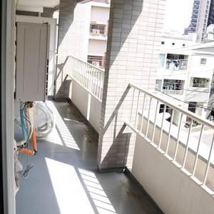 駒込コーポラス(4階,4399万円)のバルコニー