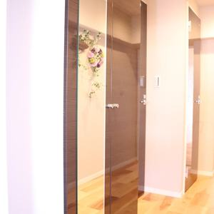 駒込コーポラス(4階,4399万円)のお部屋の玄関