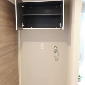 ムサシノコート浅草橋(10階,3599万円)の化粧室・脱衣所・洗面室