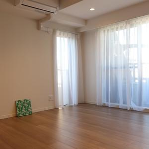 ムサシノコート浅草橋(10階,3599万円)のリビング・ダイニング