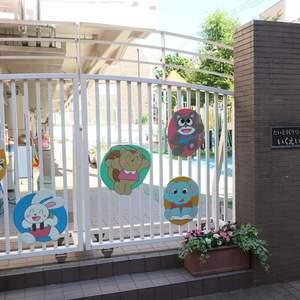 ムサシノコート浅草橋の保育園、幼稚園、学校