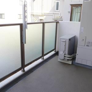 Dクラディア中野(2階,)のバルコニー