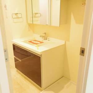Dクラディア中野(2階,)の化粧室・脱衣所・洗面室