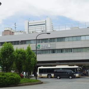 ザパークハウス中野タワーの最寄りの駅周辺・街の様子