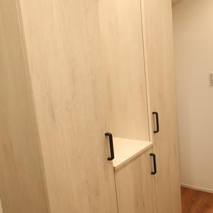 柳橋リバーサイドマンション(6階,)のお部屋の玄関