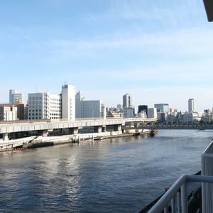 柳橋リバーサイドマンション(6階,)のお部屋からの眺望