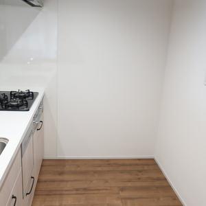 柳橋リバーサイドマンション(6階,)のキッチン