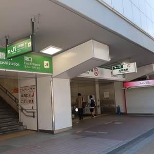 柳橋リバーサイドマンションの最寄りの駅周辺・街の様子