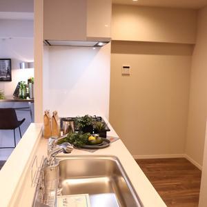 藤和白山コープ(4階,)のキッチン