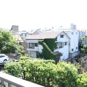 藤和白山コープ(4階,4580万円)のお部屋からの眺望