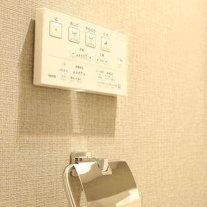 藤和白山コープ(4階,)のトイレ