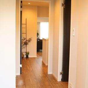 藤和白山コープ(4階,4580万円)のお部屋の廊下
