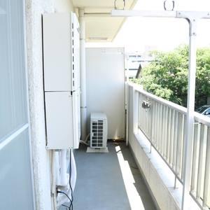 藤和白山コープ(4階,4580万円)のバルコニー