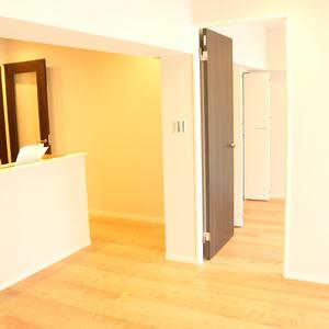 藤和白山コープ(2階,)の居間(リビング・ダイニング・キッチン)