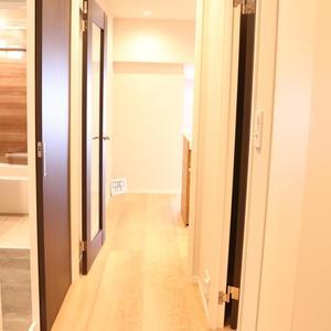 藤和白山コープ(2階,)のお部屋の廊下