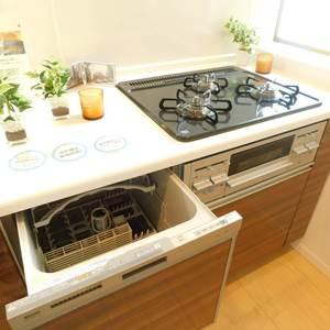 目白ハイビル(4階,3499万円)のキッチン