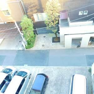 目白ハイビル(4階,3499万円)のお部屋からの眺望