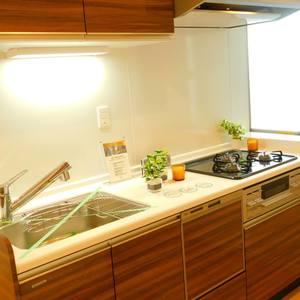 目白ハイビル(4階,)のキッチン