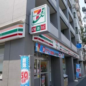 錦糸町第2ローヤルコーポの周辺の食品スーパー、コンビニなどのお買い物