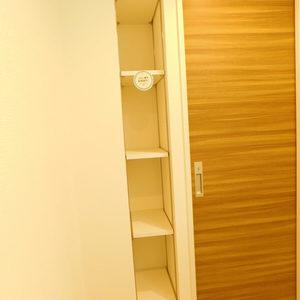 目白ハイビル(4階,)の化粧室・脱衣所・洗面室