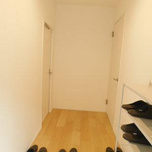 プチモンド目白(4階,4299万円)のお部屋の玄関