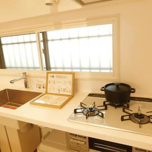 プチモンド目白(4階,)のキッチン