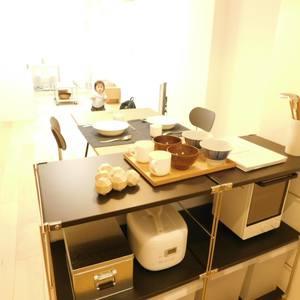 プチモンド目白(4階,4299万円)のキッチン