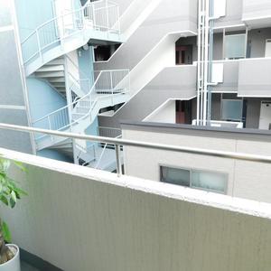 プチモンド目白(4階,4299万円)のお部屋からの眺望