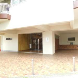 ソフトタウン池袋のマンションの入口・エントランス
