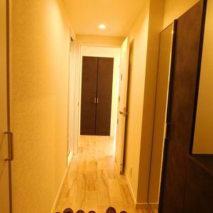 ソフトタウン池袋(9階,3180万円)のお部屋の玄関