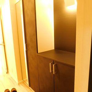 ソフトタウン池袋(9階,)のお部屋の玄関