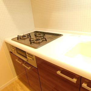 ソフトタウン池袋(9階,3180万円)のキッチン