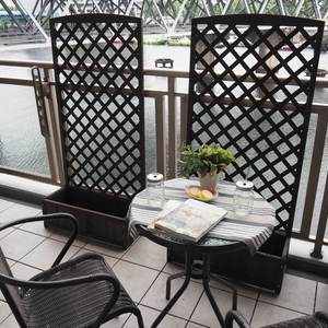 グランシティ天王洲アイル(5階,6280万円)のバルコニー