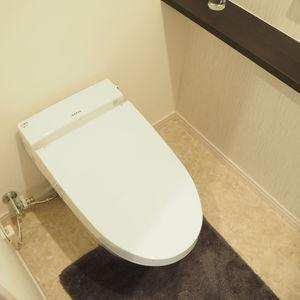 グランシティ天王洲アイル(5階,6280万円)のトイレ