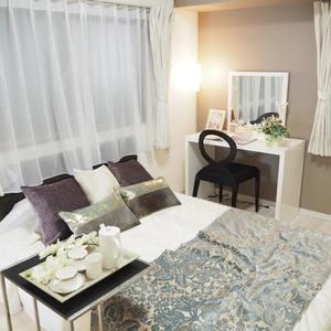 グランシティ天王洲アイル(5階,6280万円)の洋室