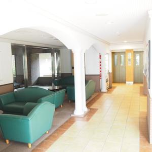 グランシティ天王洲アイルのマンションの入口・エントランス