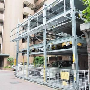 グランシティ天王洲アイルの駐車場