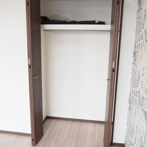 スカイクレストビュー芝浦(2階,5470万円)の洋室