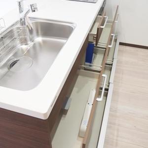 スカイクレストビュー芝浦(2階,)のキッチン